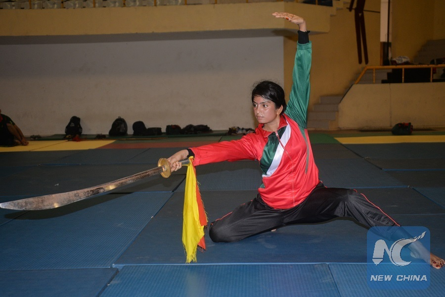 Feature: Bangladesh Wushu stars receive expert training from Chinese masters ahead of 2019 South Asian Games