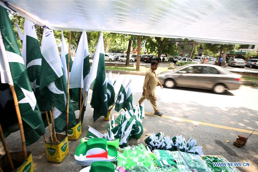Pakistan to celebrate Independence Day on Aug. 14