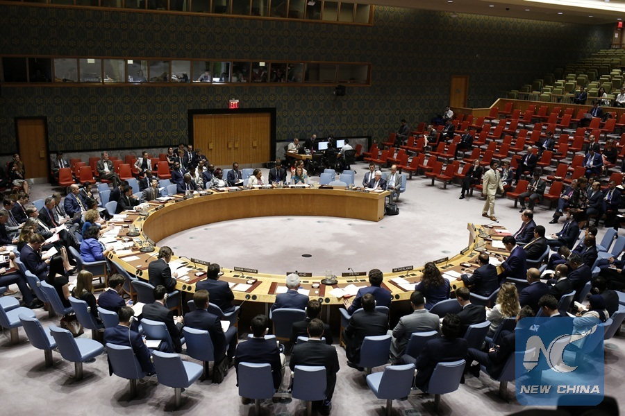 "Security Council calls for ""credible and transparent"" probe into Yemen air strike"