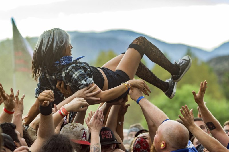 Artists, fans push music festivals to tackle sex harassment