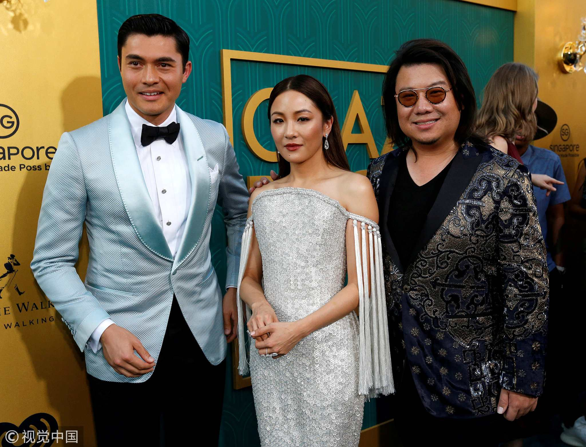 Hollywood actors are shifting their star power to China