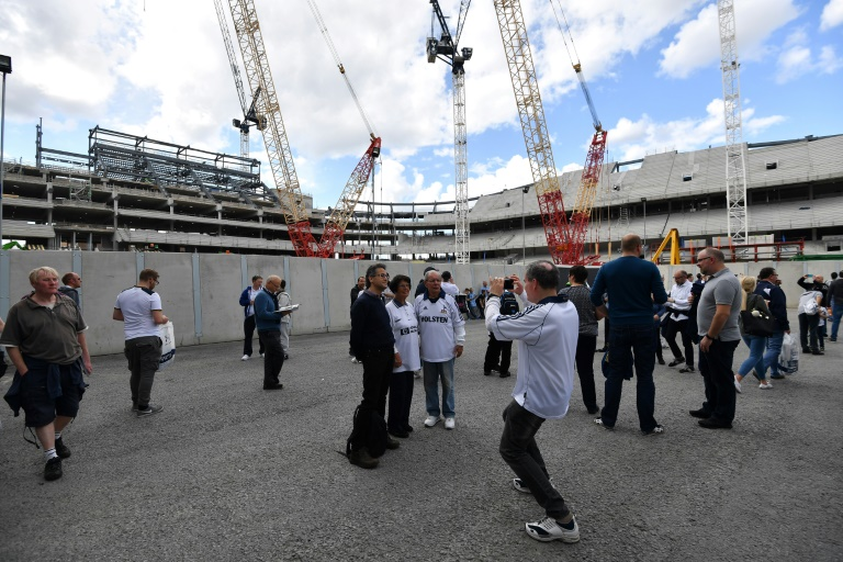 Tottenham delay move to new ground over 'safety issues'