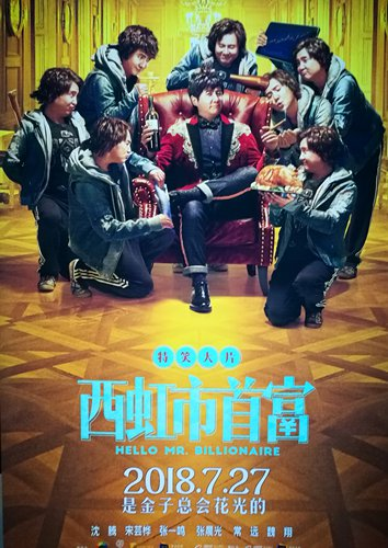 Who will be the biggest winner at the Chinese mainland box office?