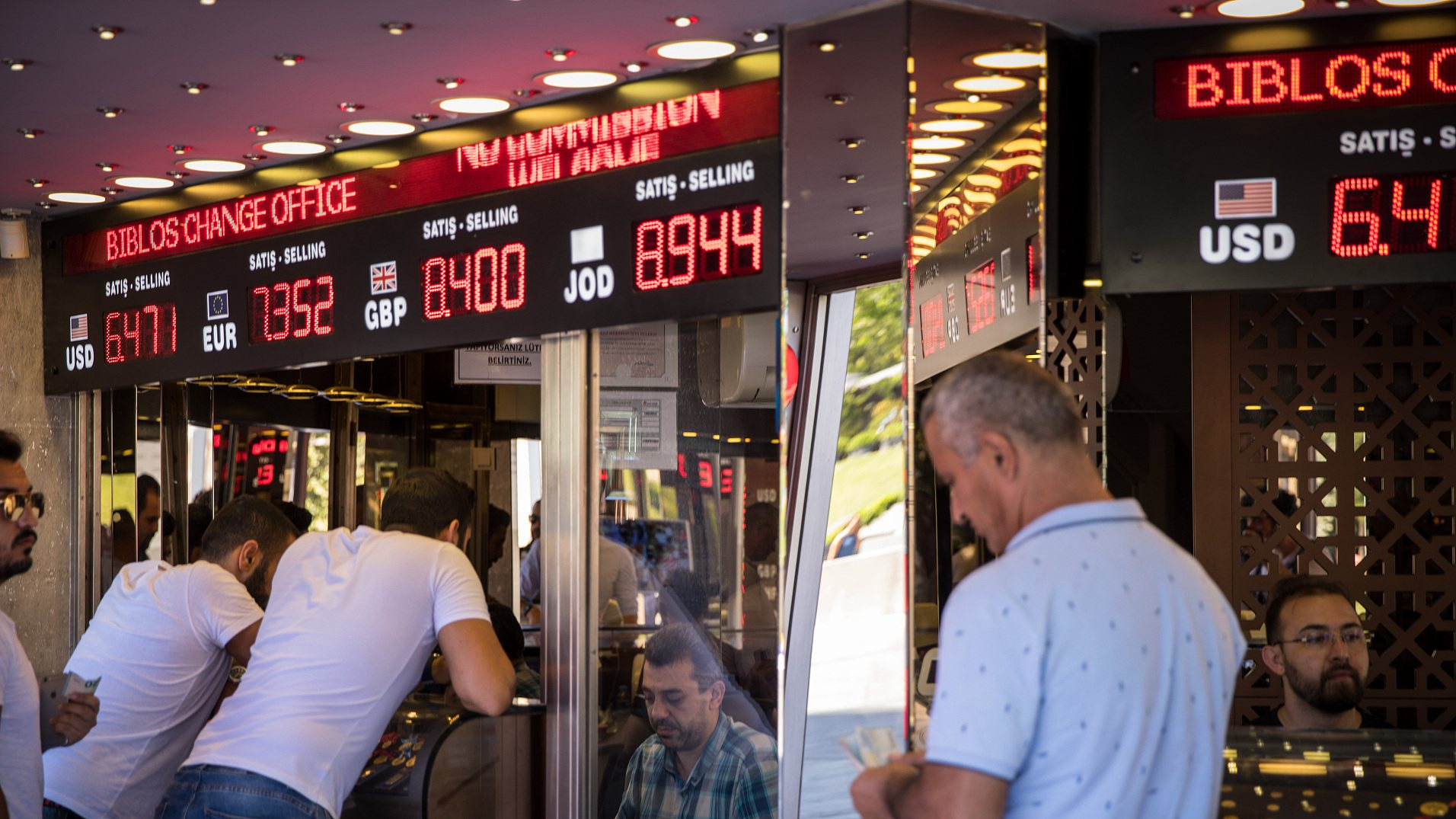 What can Turkey learn from 60s Hang Seng Bank crisis?