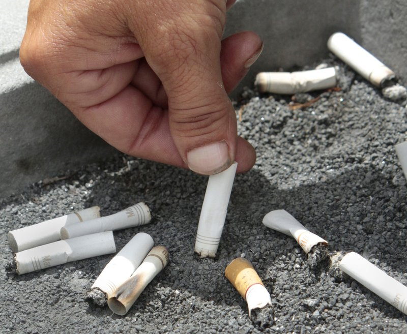 Smokers better off quitting, even with weight gain