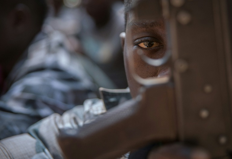 South Sudan's child soldiers hope for life after war