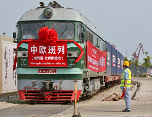 China Railway Express boosts trade, employment rates across continent