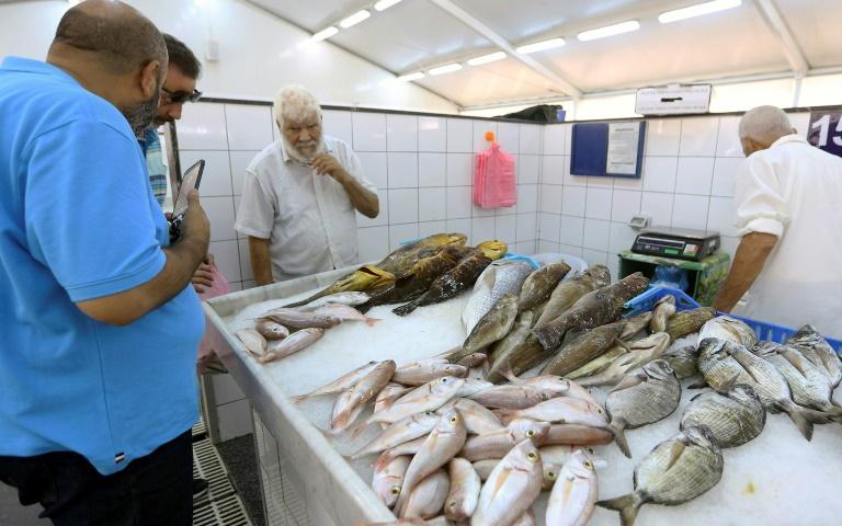 'Blast fishing' thrives in Libya's chaos