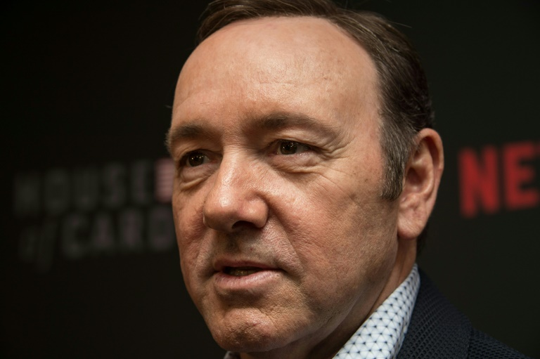 Kevin Spacey movie takes in dismal $618