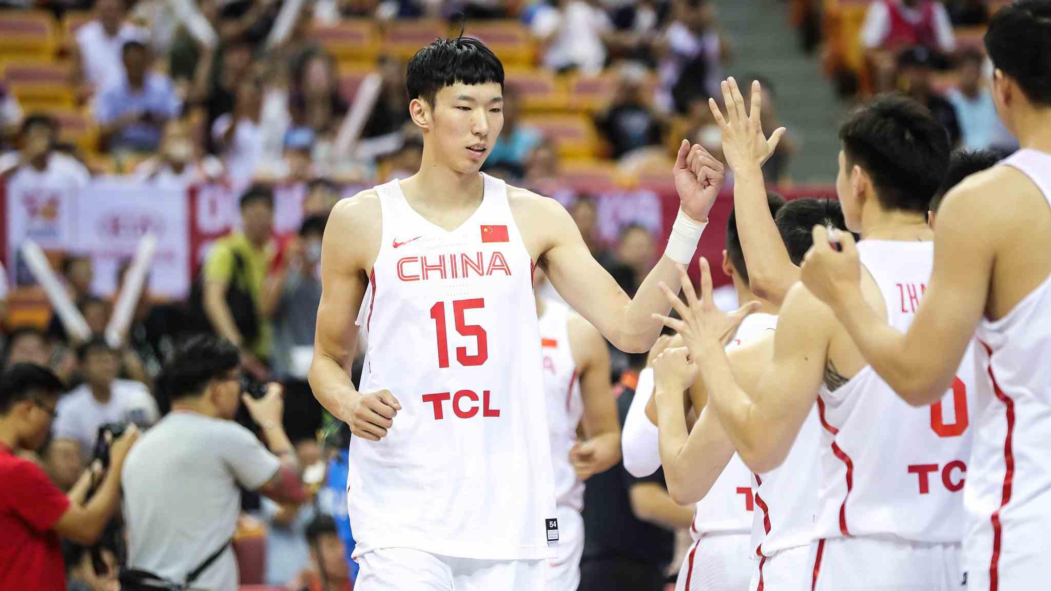 China's national basketball teams aim to be champions at Asian Games