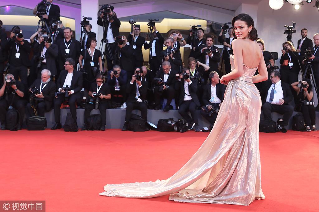 Pictures: A glimpse of the 2018 Venice Film Festival