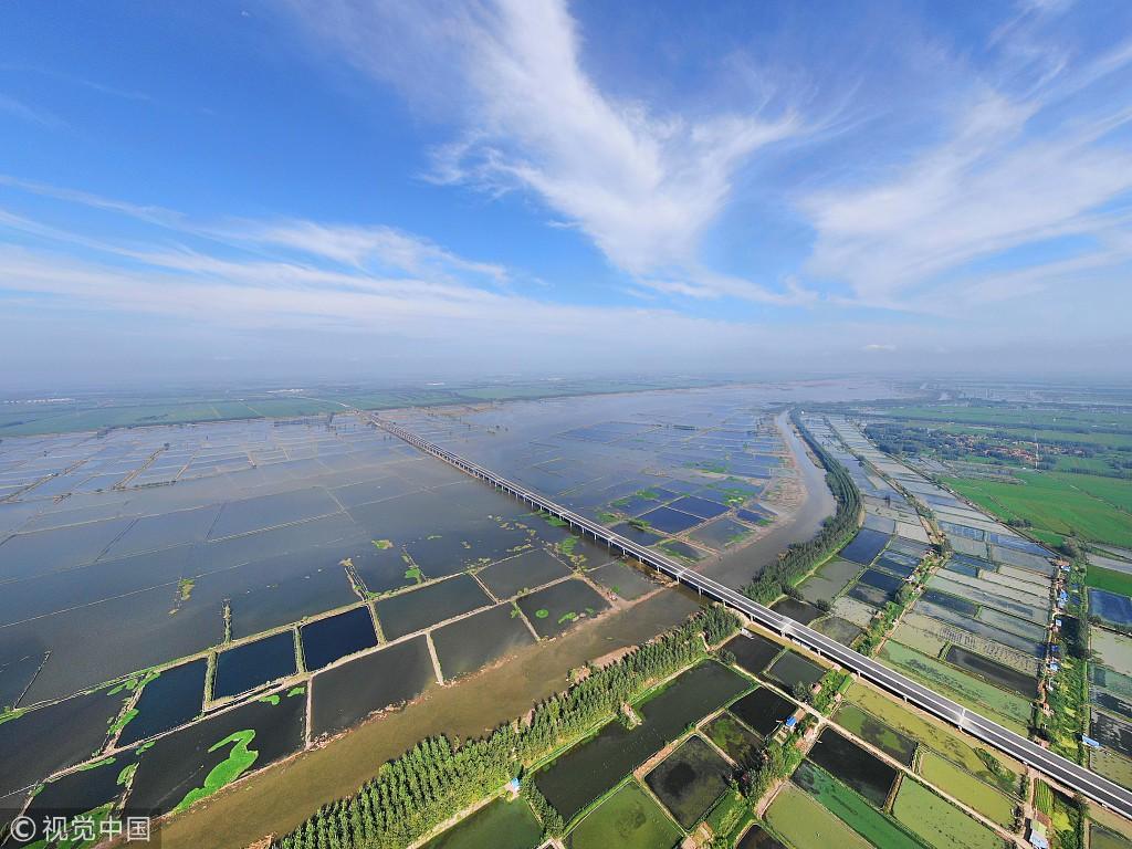 Rural revitalization in Suqian, Jiangsu