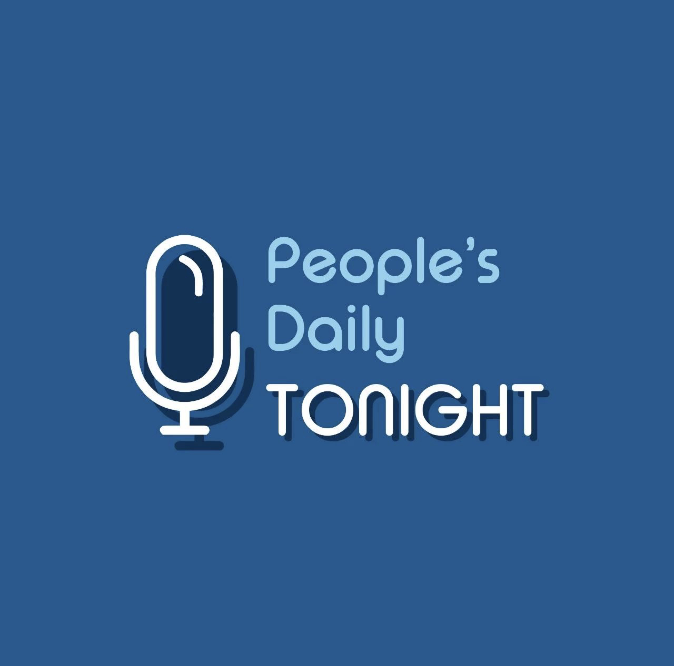 People's Daily Tonight: Podcast News (9/12/2018 Wed.)