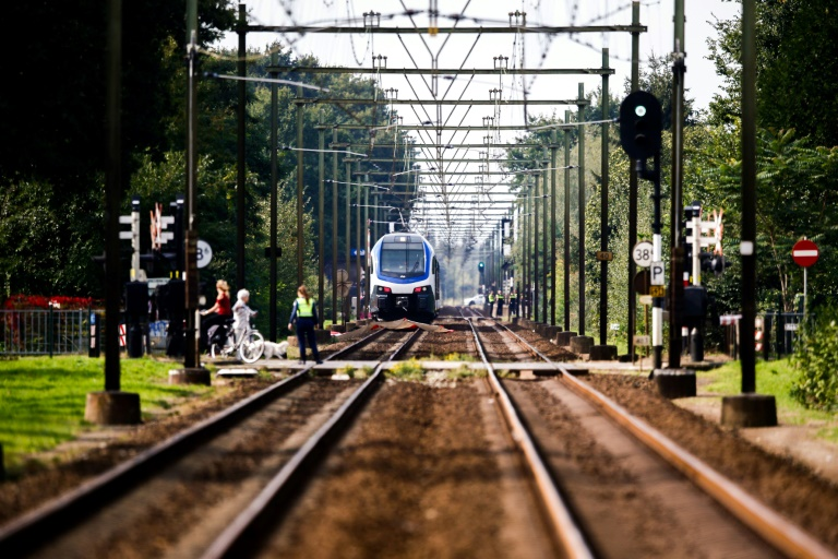 'Worst nightmare': Dutch rail collision kills 4 children