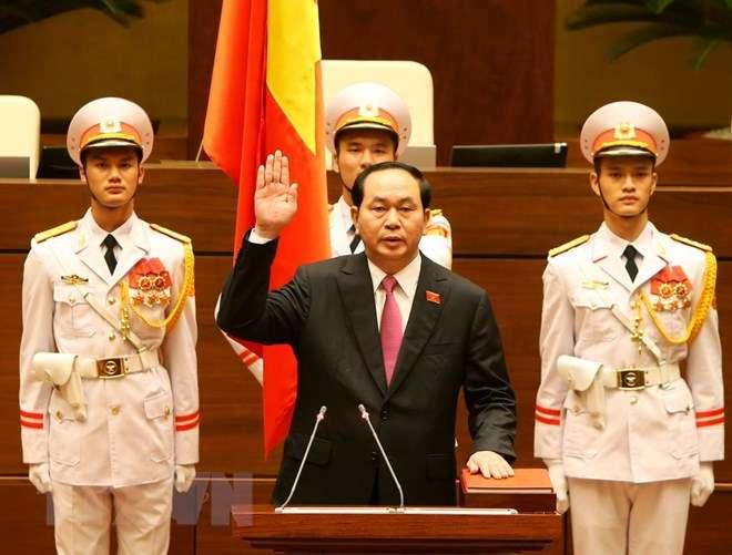 Vietnamese president dies of illness
