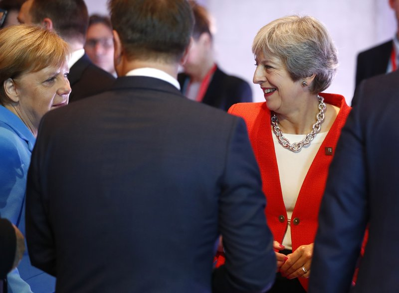 UK media: May 'humiliated' after EU trashes her Brexit plan