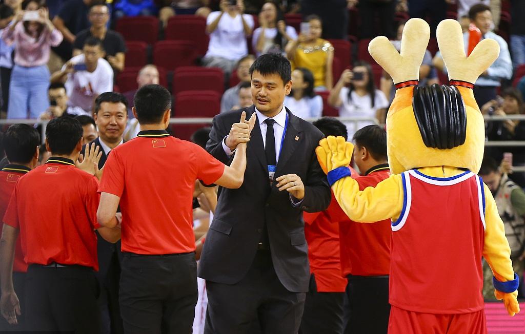 CBA denies speculation, says Yao Ming still president