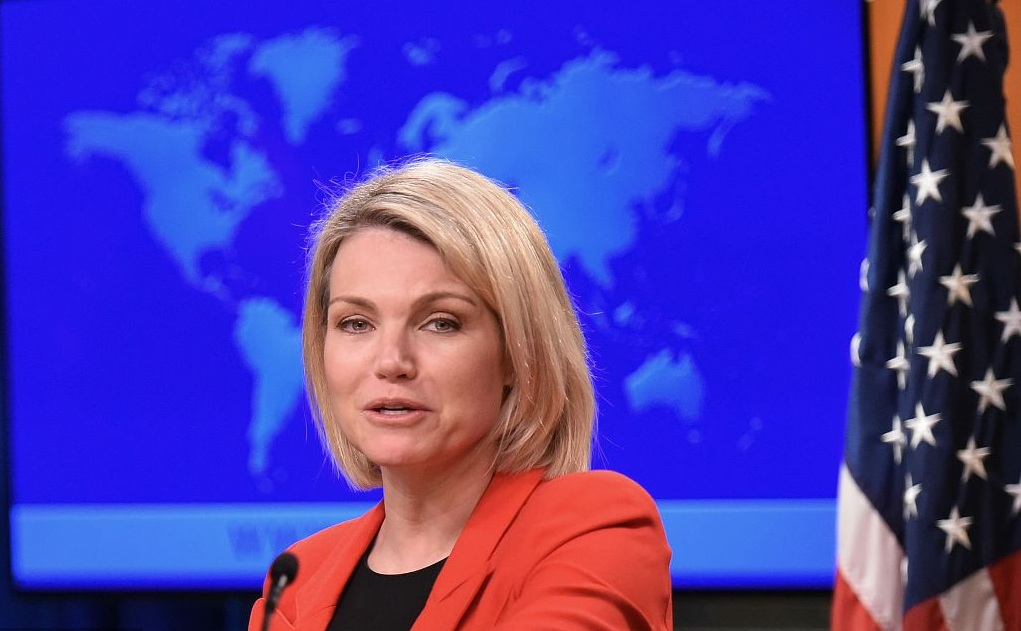 US says DPRK's denuclearization has to come first