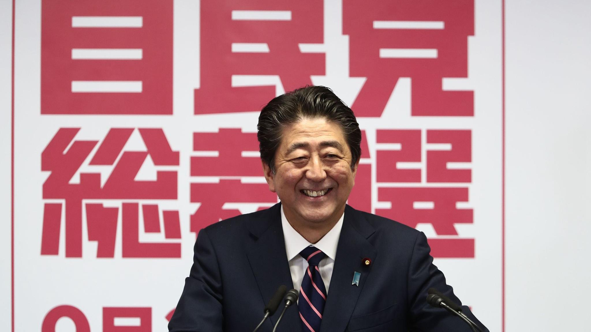 For Abe, water can carry a boat but also sink it