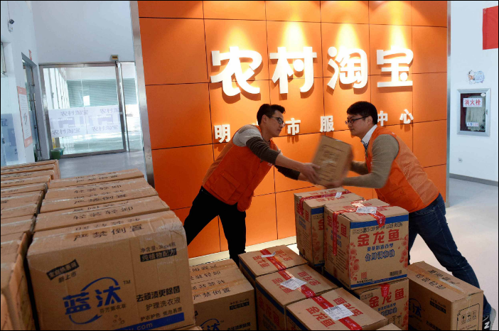 WEF expert: Rural China has tremendous e-commerce opportunities