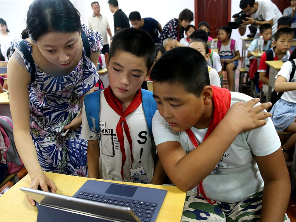 China cleans up harmful information in online literature