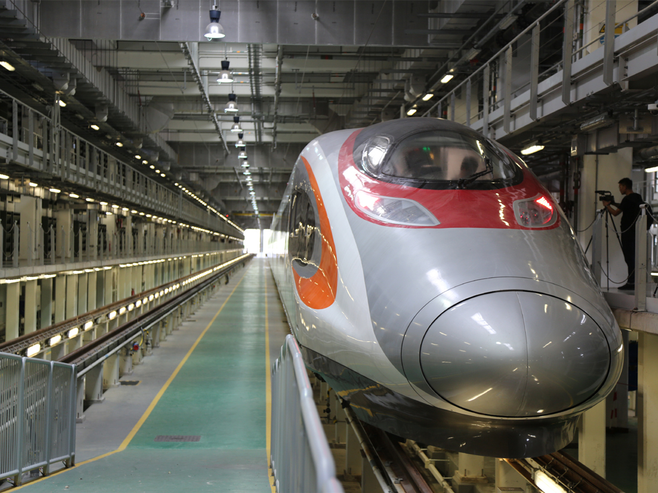Hong Kong holds opening ceremony for Express Rail Link to mainland