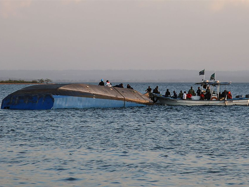 Tanzania ferry disaster: Death toll rises to 161