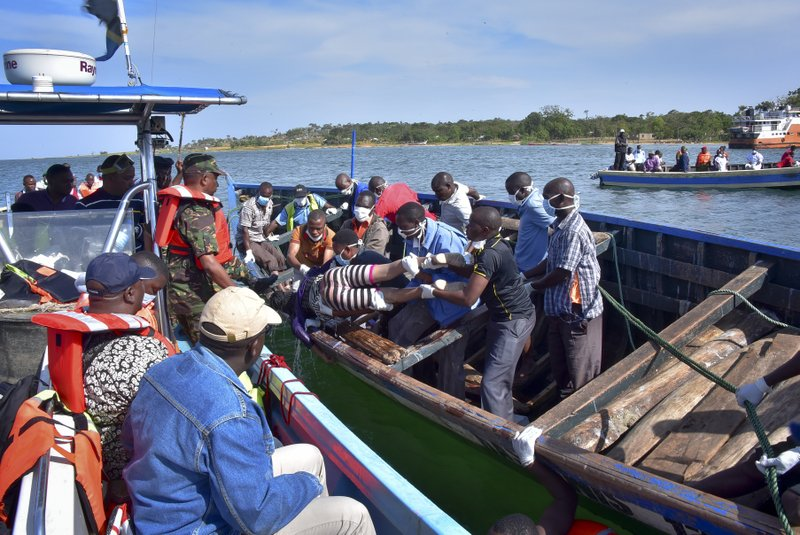Survivor found inside capsized Tanzania ferry; toll hits 209