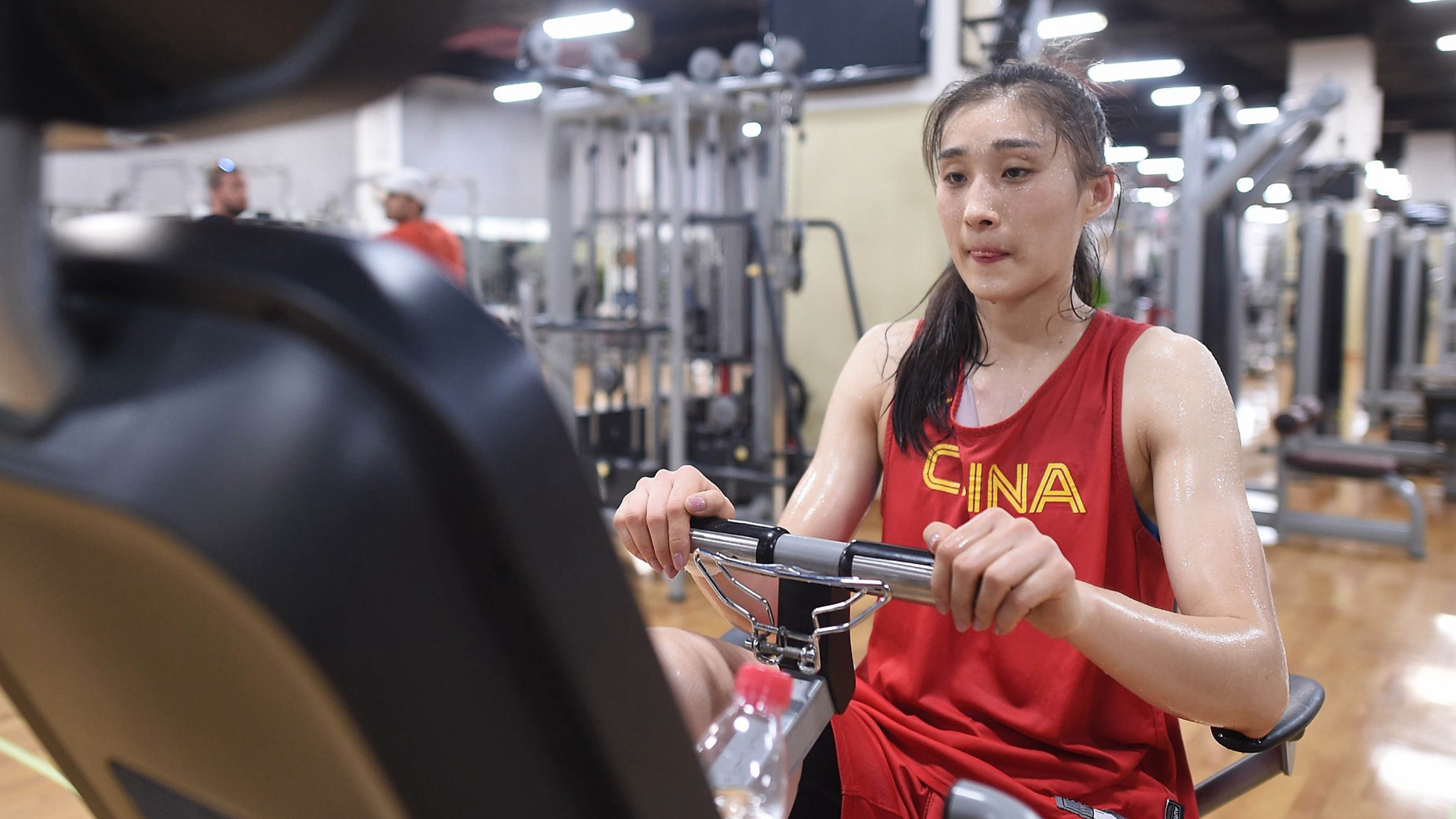 China set to confront Latvia for the 2018 FIBA Women's Basketball World Cup