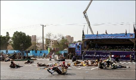 US, regional allies responsible for Iran terror attack: FM