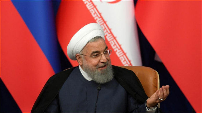 Rouhani vows to boost Iran's ballistic missile capabilities despite Western concerns