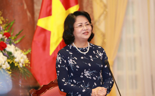 Vietnamese vice president becomes acting president