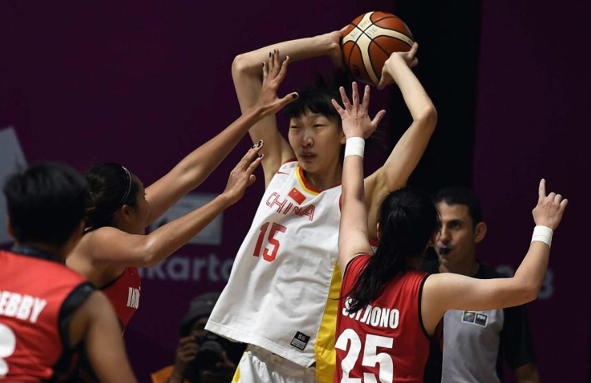 China's Han Xu shines in FIBA Women's World Cup debut