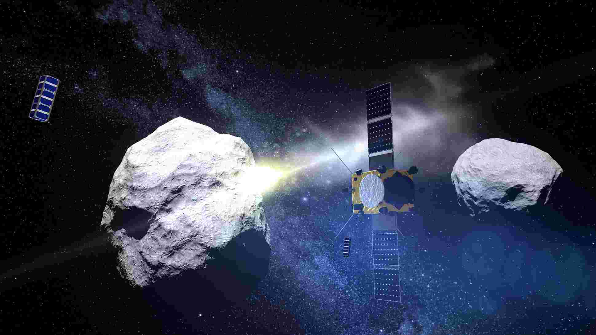 Chinese scientists call for cooperation against asteroid threat