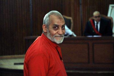 Egypt gives life sentence to Muslim Brotherhood Supreme Guide