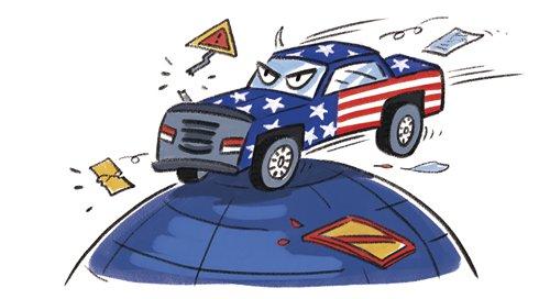 US faces blowback over sanctions
