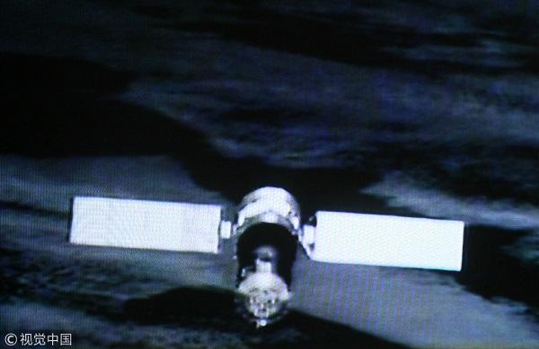 神七号伴飞小卫星拍摄的神七照片2008年9月28日.jpg