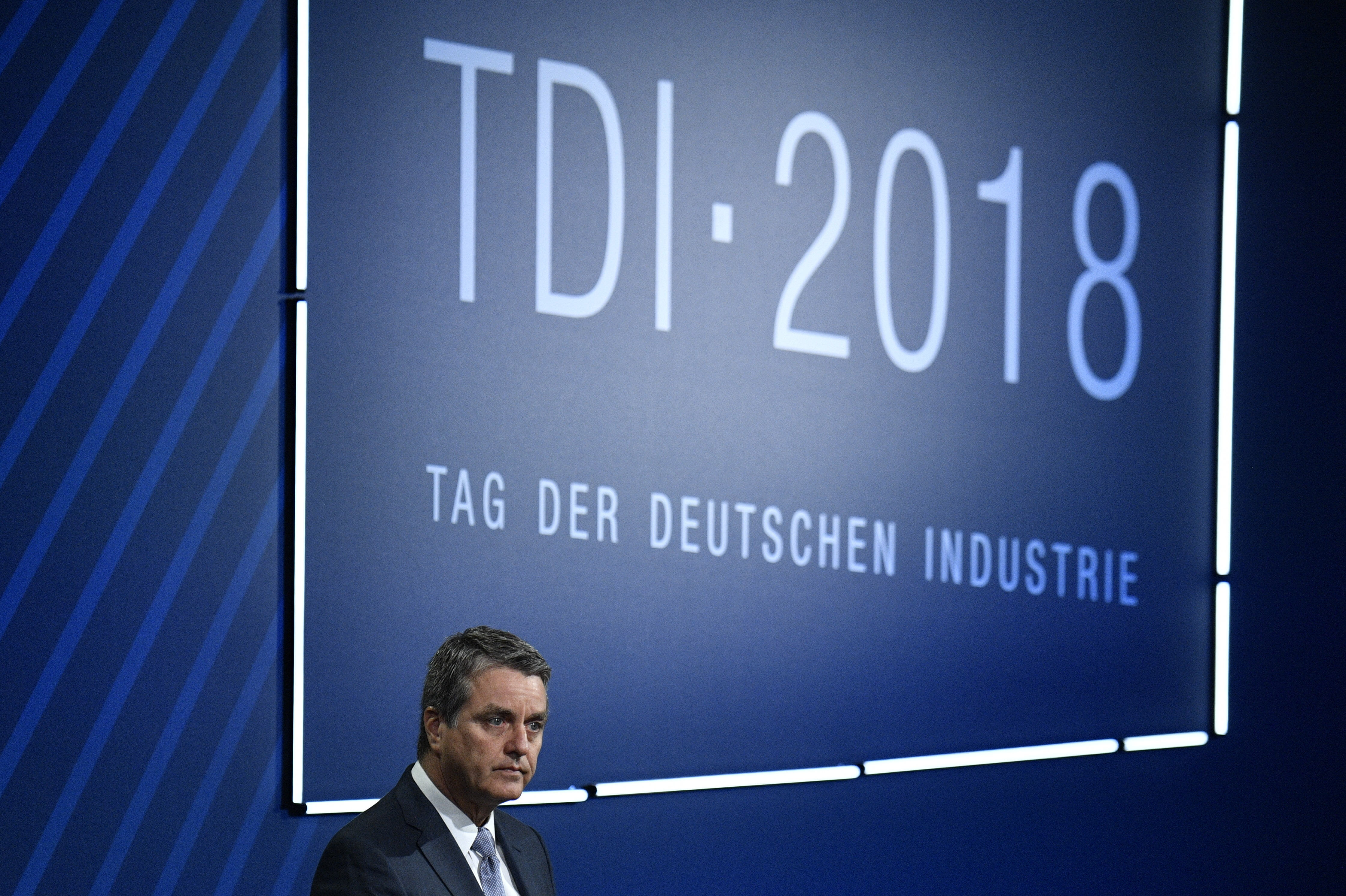 WTO asks Germany to help protect rules-based system of free trade