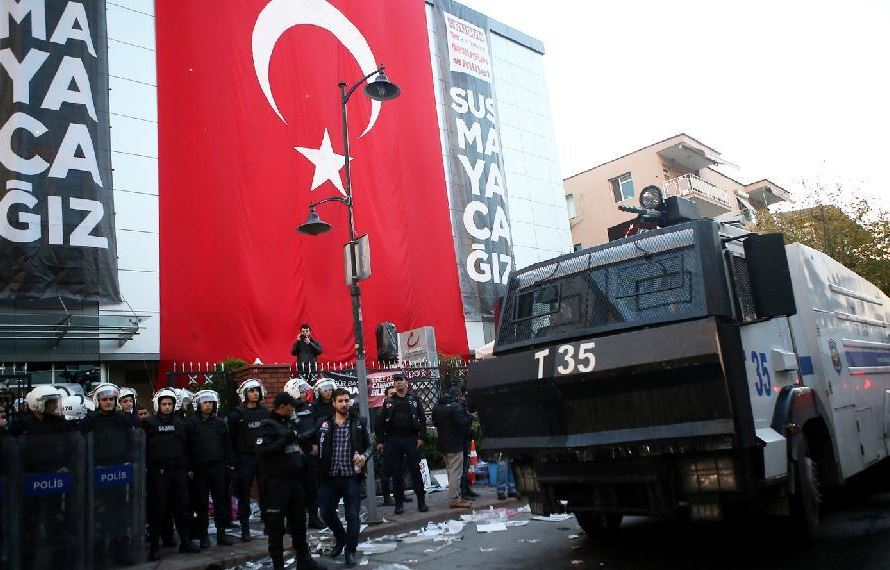 Turkey detains 26 former police officers over failed coup