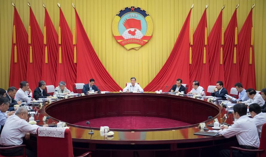 Top political advisor calls for improved work of CPPCC special committees