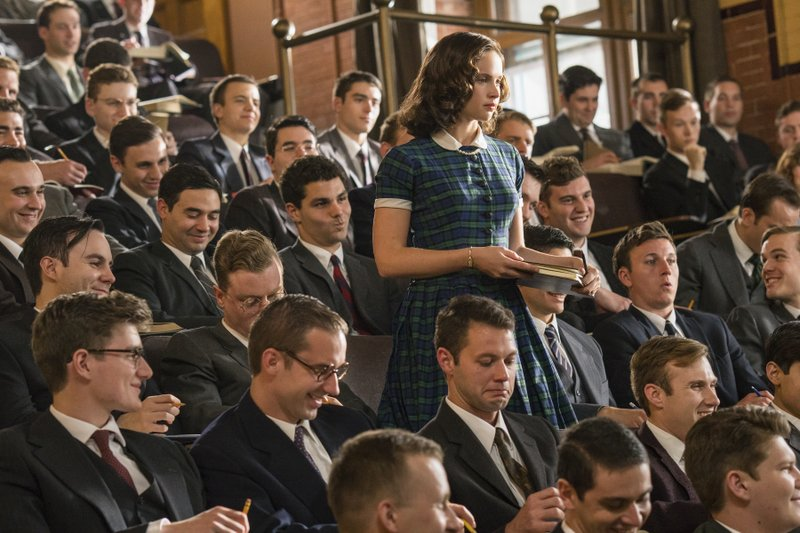 Ruth Bader Ginsburg biopic to open AFI Fest