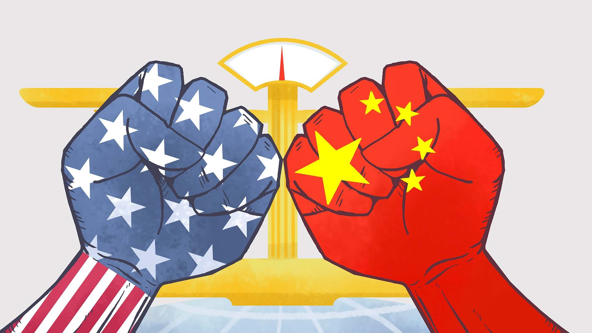 US should be working, not warring, with China and others