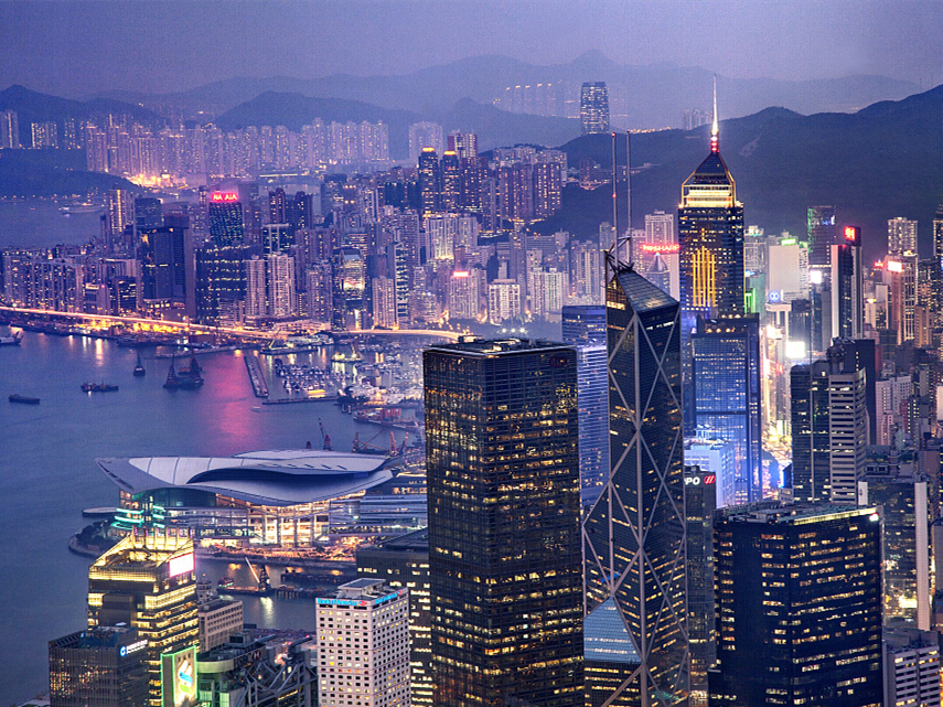 China's Hong Kong rated freest economy by Canadian think tank