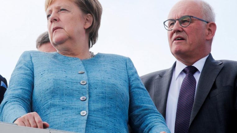 Merkel suffers unexpected blow as vote ousts long-serving ally