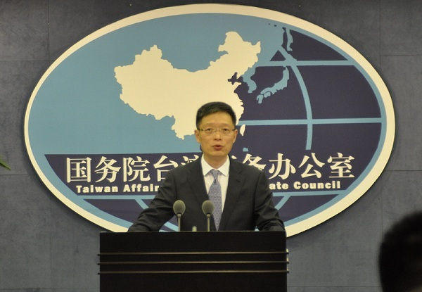 China reiterates opposition to foreign interference in Taiwan affairs