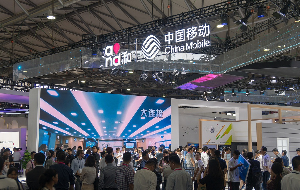 Top-notch telecom services on offer at CIIE