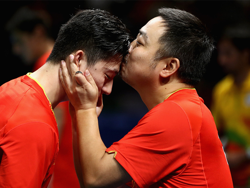 Ex-boss Liu Guoliang returns after 15-month leave from Chinese table tennis
