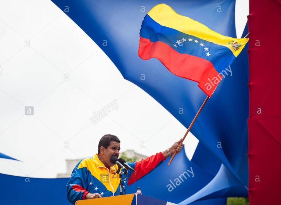 Venezuela's Maduro says willing to meet with Trump