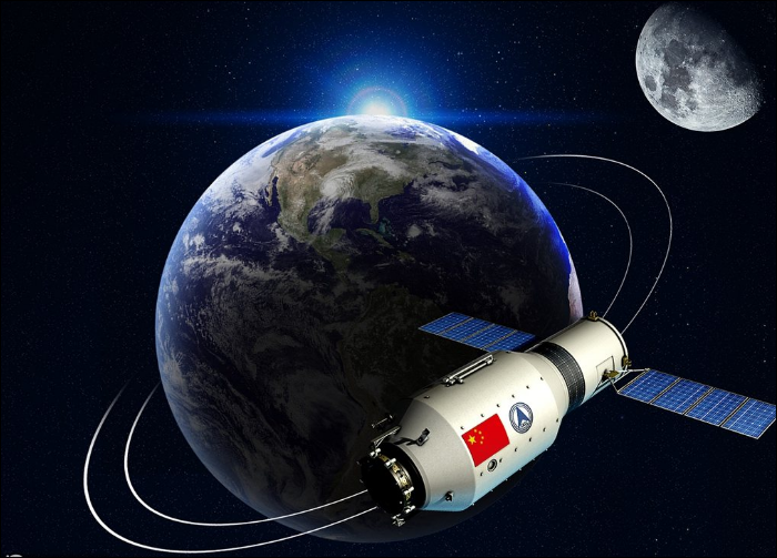Ten years after its first spacewalk, China aims more ambitious space mission