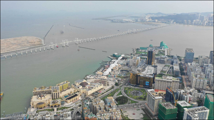 Macao's total merchandise export for August reaches $12.65 mln